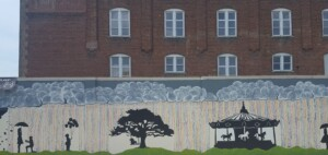 Rainy Play Mural - Logansport